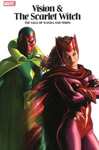 [Vision & The Scarlet Witch: The Saga Of Wanda & The Vision (Product Image)]