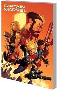 [Captain Marvel: Volume 5: New World (Product Image)]