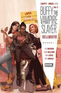 [Buffy The Vampire Slayer #11 (Cover A Main Aspinall) (Product Image)]