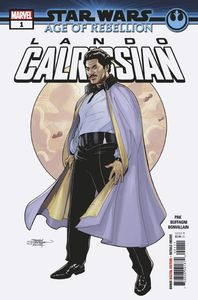 [Star Wars: Age Of Rebellion: Lando Calrissian #1 (Product Image)]