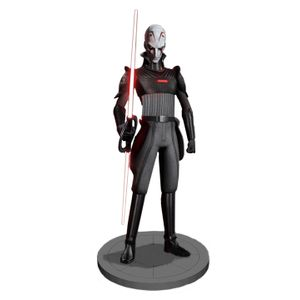 [Star Wars: Rebels: Maquette: Inquisitor (Product Image)]