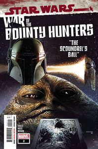 [Star Wars: War Of The Bounty Hunters #2 (Product Image)]