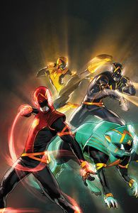 [Power Rangers #13 (Cover C Parel) (Product Image)]