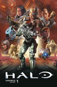 [Halo: Omnibus: Volume 1 (Product Image)]