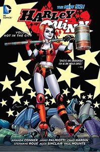 [Harley Quinn: Volume 1: Hot In The City (Hardcover) (Product Image)]