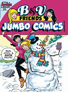 [B & V Friends: Jumbo Comics Digest #258 (Product Image)]