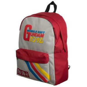 [Gundam: Retro Basic Backpack (Product Image)]