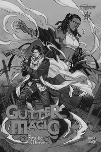 [Gutter Magic: Smoke & Mirrors #1 (Product Image)]