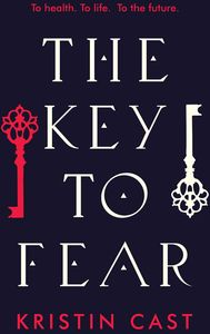 [The Key To Fear (Hardcover Edition) (Product Image)]
