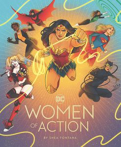 [DC: Women Of Action (Hardcover) (Product Image)]