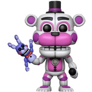 [Five Nights At Freddy's: Sister Location: Pop! Vinyl Figure: Funtime Freddy (Product Image)]