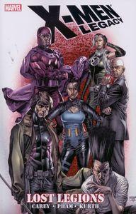 [X-Men Legacy: Lost Legions (Product Image)]