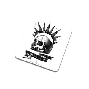 [Life Is Strange: Coaster: Chloe's Misfit Skull (Product Image)]