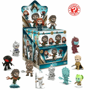 [DC: Aquaman: Mystery Minis Figures: Series 1 (Product Image)]