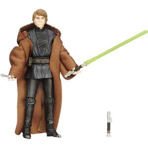 [Star Wars: Return Of The Jedi: Black Series Action Figure: Luke Skywalker (Jedi Knight) (Product Image)]