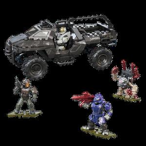 [Mega Contrux: Halo: Infinite: UNSC Razorback Blitz (Product Image)]