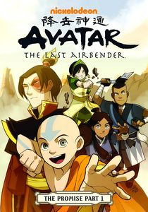 [Avatar: The Last Airbender: Volume 1: The Promise: Part 1 (Product Image)]