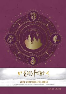 [Harry Potter: 2020-2021 Weekly Planner (Hardcover) (Product Image)]