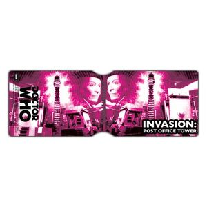 [Doctor Who: Card Holder: War Machine Invasion (Product Image)]