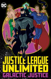 [Justice League Unlimited: Galactic Justice (Product Image)]