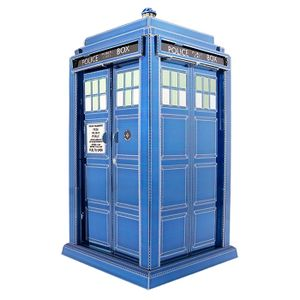 [Doctor Who: Metal Earth: TARDIS (Product Image)]