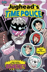 [Jughead: Time Police #4 (Cover A Charm) (Product Image)]