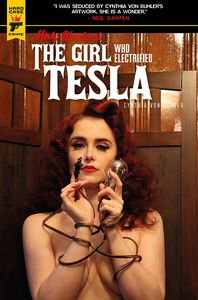 [Minky Woodcock: The Girl Who Electrified Tesla #1 (Cover C Photo) (Product Image)]