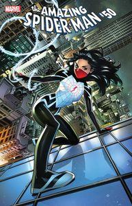 [Amazing Spider-Man #50 (Ortega Variant) (Product Image)]