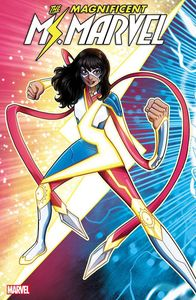[Magnificent Ms Marvel #7 (2nd Printing Vecchio Variant) (Product Image)]