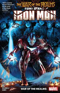 [Tony Stark: Iron Man: Volume 3: War Of Realms (Product Image)]