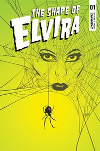 [Elvira: The Shape Of Elvira #1 (Cover C Strahm) (Product Image)]