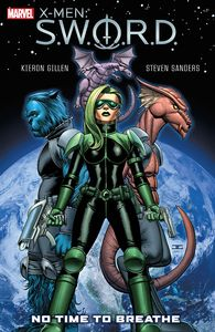 [X-Men: S.W.O.R.D.: No Time To Breathe (New Printing) (Product Image)]
