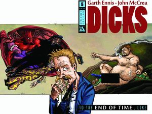 [Dicks: End Of Time #5 (Offensive Cover) (Product Image)]