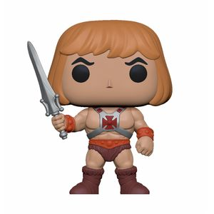 [Masters Of The Universe: Pop! Vinyl Figure: He-Man (Product Image)]