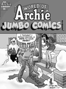 [World Of Archie: Jumbo Comics Digest #85 (Product Image)]