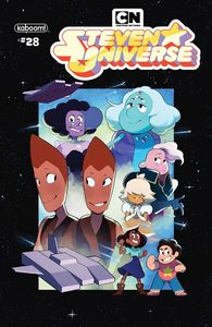 [Steven Universe: Ongoing #28 (Preorder Loughran Variant) (Product Image)]