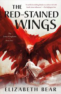 [The Lotus Kingdoms: Book 2: The Red-Stained Wings (Product Image)]