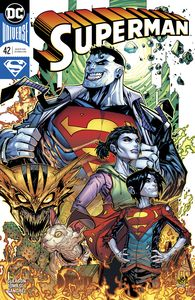 [Superman #42 (Variant Edition) (Product Image)]