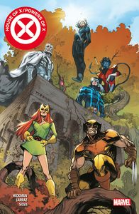 [House Of X/Powers Of X (Exclusive Panini Variant Cover) (Product Image)]