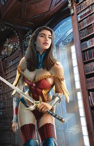 [Grimm Fairy Tales #40 (Cover C Leary Jr) (Product Image)]