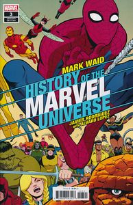 [History Of The Marvel Universe #3 (Rodriguez Variant) (Product Image)]