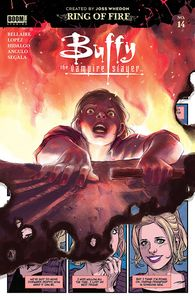 [Buffy The Vampire Slayer #14 (Cover A Main Lopez) (Product Image)]
