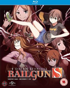 [A Certain Scientific Railgun: Season 2 (Blu-Ray/DVD) (Product Image)]