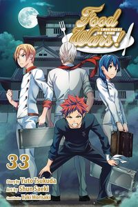 [Food Wars: Shokugeki No Soma: Volume 33 (Product Image)]