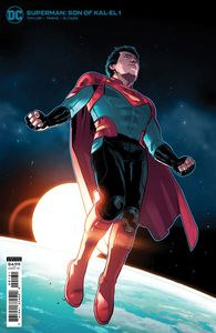 [Superman: Son Of Kal-El #1 (Stephen Byrne Cardstock Variant) (Product Image)]