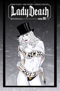 [Lady Death: Ongoing #20 (Ny New Year) (Product Image)]