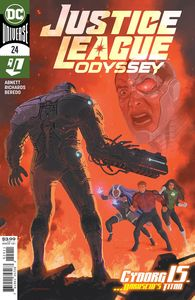 [Justice League: Odyssey #24 (Product Image)]