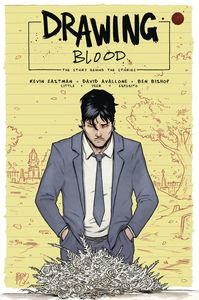 [Drawing Blood: Spilled Ink #3 (Cover A Bishop) (Product Image)]