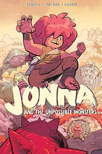 [Jonna & The Unpossible Monsters: Volume 1 (Product Image)]