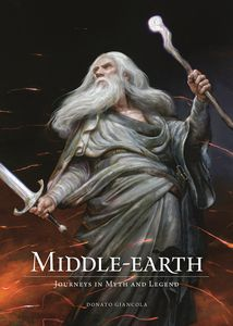 [Middle-Earth: Journeys In Myth & Legend (Hardcover) (Product Image)]